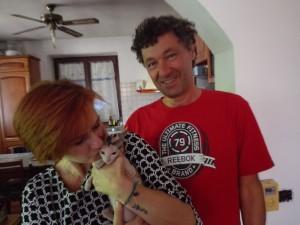 Giulia e la famiglia